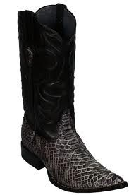 Mens Cowboy Fashion Western Boots