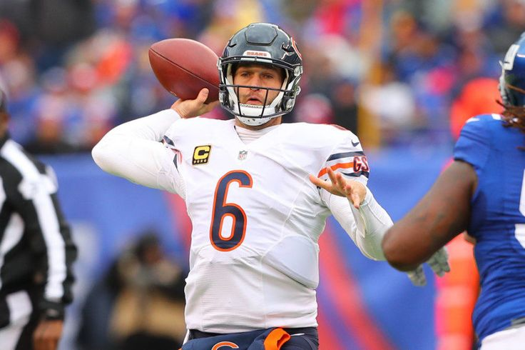 REPORT: Bears' Jay Cutler could be lost for season due to shoulder injury = According to a Monday afternoon report from Brad Biggs of the Chicago Tribune, the Chicago Bears' season may have just gone from bad to worse…again. Per Biggs' report, Bears' quarterback Jay Cutler suffered a shoulder injury on Sunday against.....