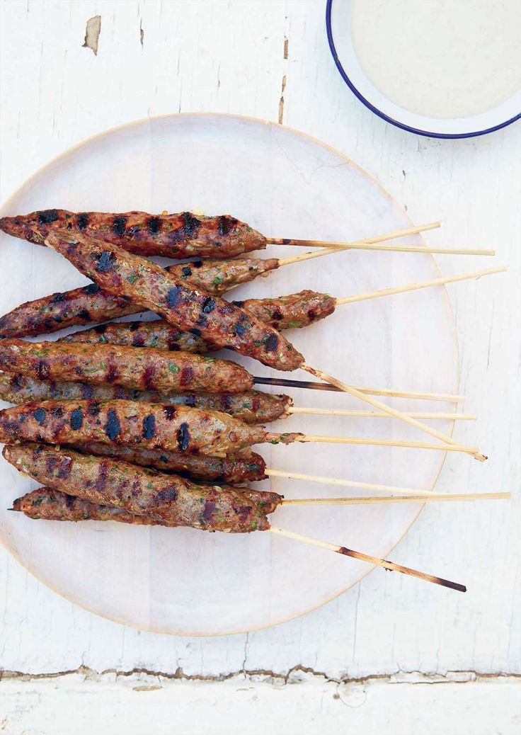Barbecue kofta by Suzanne Zeidy | Cooked