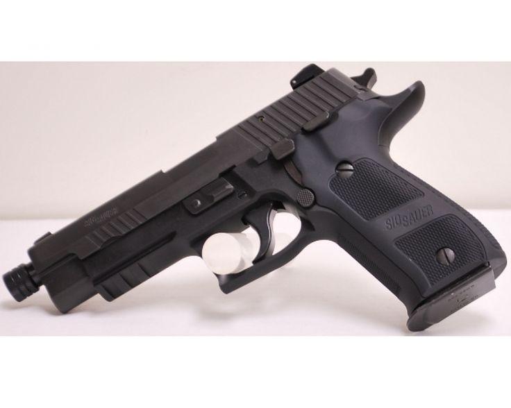 SIG P226 | Home » Sig Sauer P226 Elite Dark, 9mm, Threaded Barrel
