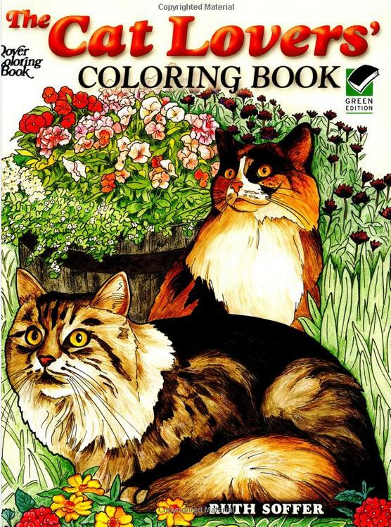How Cats Can Keep You Out Of Trouble Adult Coloring