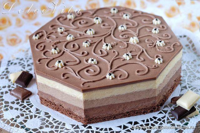 Три шоколада (рекомендуют)