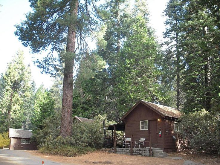 15 best sequoia national park lodging images on pinterest for Log cabin sequoia national park