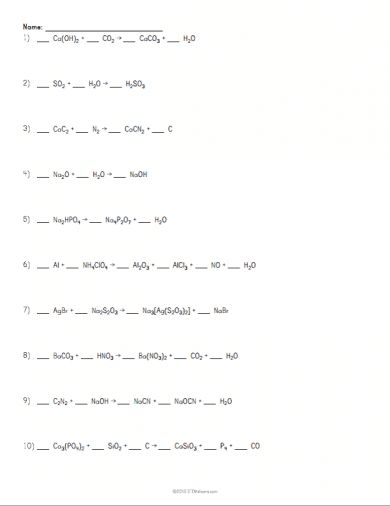 Worksheets 8th Grade Physical Science Worksheets 17 best images about physical science on pinterest middle school chemical reactions and physics lessons