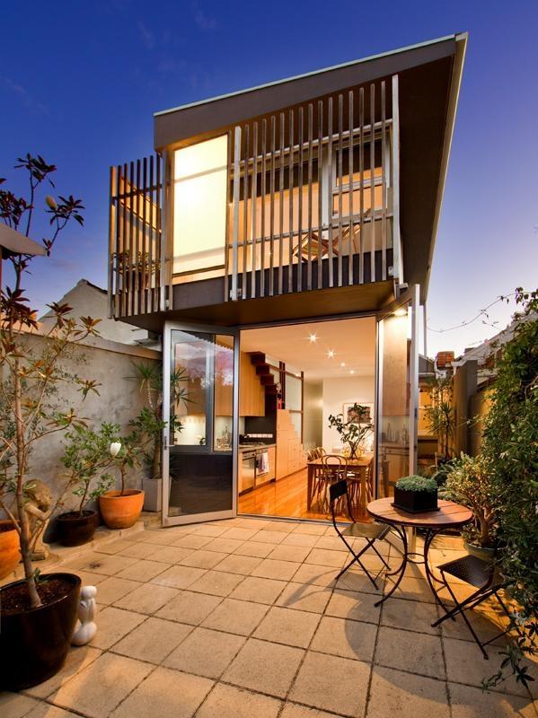 Beautiful courtyard - Carlton North, Victoria, Australia