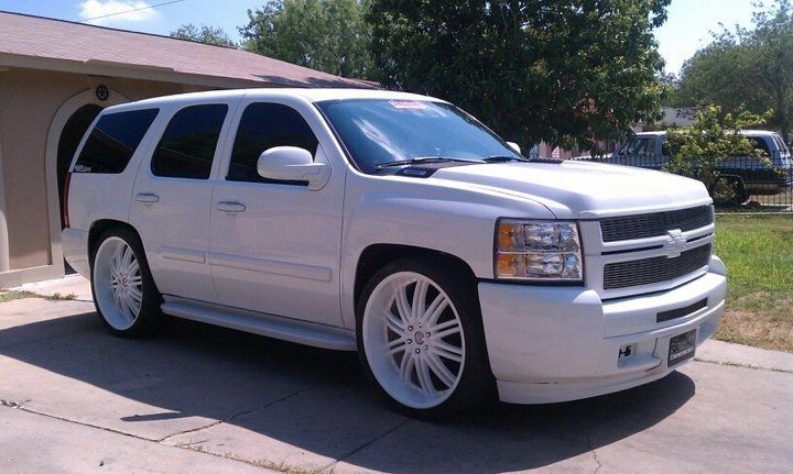 Shay needs. Amazing. 2007 Chevrolet Tahoe