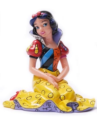 Britto Snow White Figurine Available at: www.always-forever.com