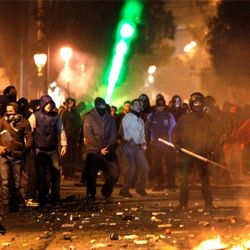 What Black Friday can teach us about civil unrest.
