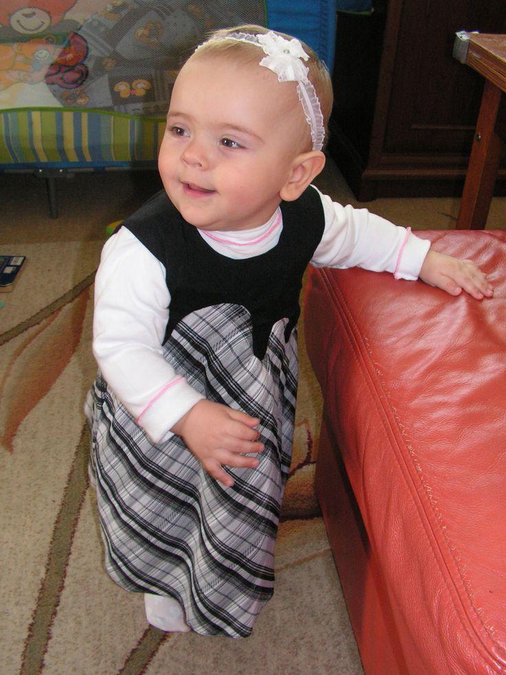 sukieneczka na podstawie wykroju z Papavero.pl