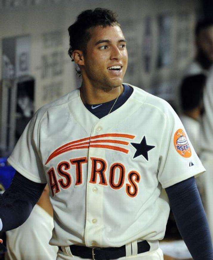 George Springer, Houston Astros