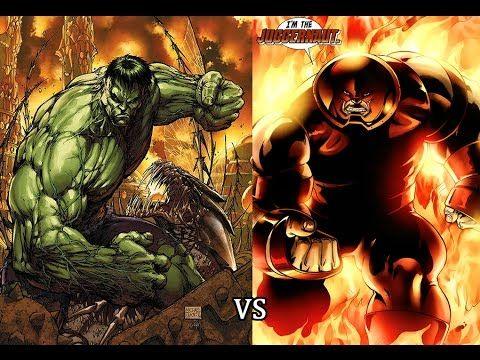 Hulk Vs Juggernaut Wallpaper Division Of Global Affairs