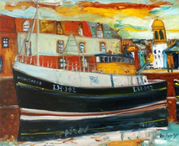 Your Paintings - John Bellany paintings
