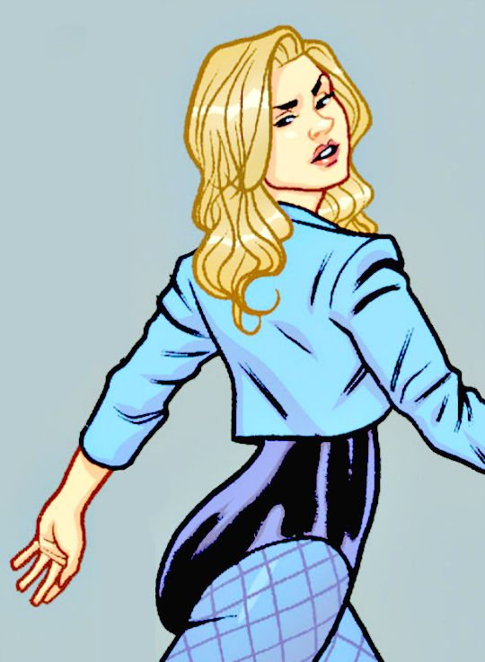 17 Best images about Black Canary on Pinterest | Lifes too ...