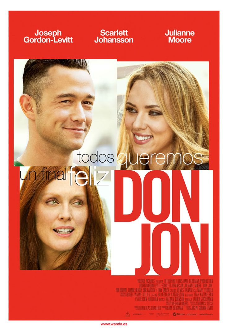 High resolution official theatrical movie poster ( of for Don Jon Image dimensions: 1400 x Directed by Joseph Gordon-Levitt.
