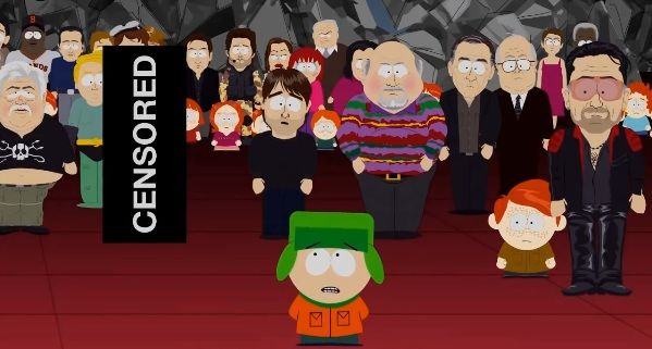 Paris attack prompts call to air 'South Park' episode  Comedy Central censored Muhammad depiction after threats  Read more at http://www.wnd.com/2015/01/paris-attack-prompts-call-to-air-south-park-episode/#kLGf6HkIIeMcmmC3.99