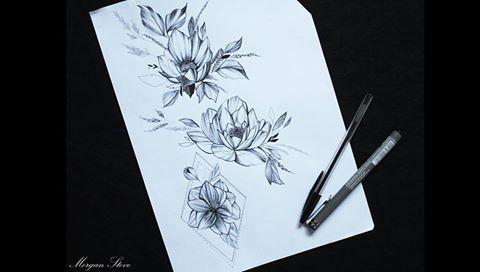 Art by Morgan Steve