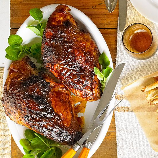 ... (http://www.bhg.com/recipe/turkey/bbq-spice-rubbed-turkey-breast