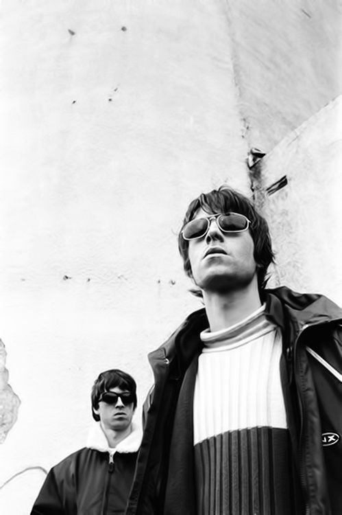 Oasis 1991 - ∞
