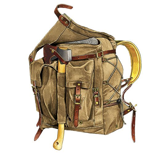 Frost River | Isle Royale Bushcraft Packs Pretty cool bush pack - for a price!