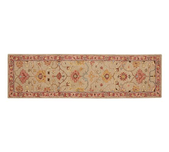 Best 20 persian style rugs ideas on pinterest living for Pottery barn carpet runners