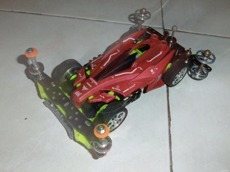 Random Tamiya Mini 4WD Showcase