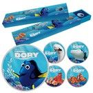 Disney Pixar 'Finding Dory' 5 Coin Silver Set in licensed packaging