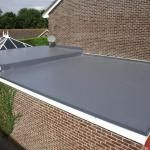 A contemporary, high performance, low maintenance and long lasting Sarnafil single ply membrane garage roof can turn an ordinary flat roof garage into something really special, and make the most out of your space. Installed only by our registered, trained Roof Assured installers.