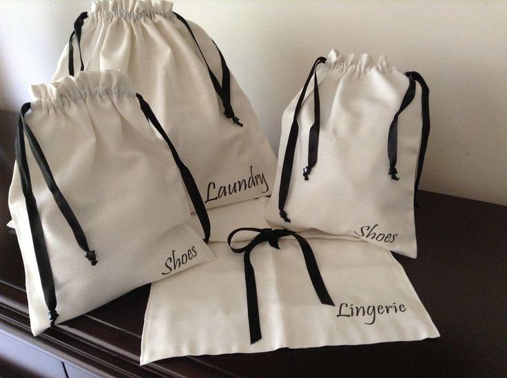 Un hermoso kit para el viaje de luna de miel de la novia.....4partymty.com