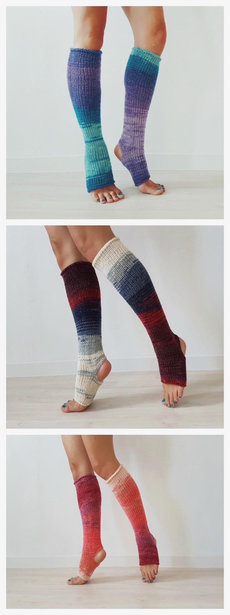 Atractivo Crochet Patrón De Calcetines Toeless Imagen - Ideas de ...