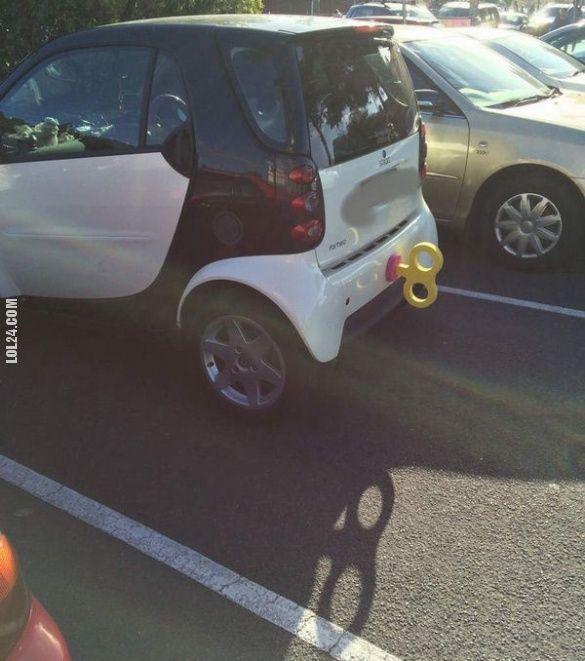 Nakręcany Smart? #nakręcany #smart #car
