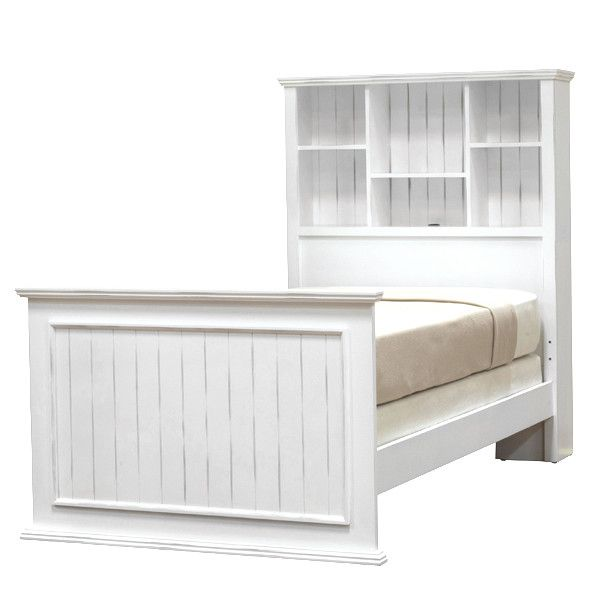 Notting Hill Captain's Bookcase Headboard                              …