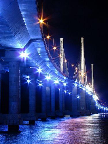 Ponte Estaiada Octavio Frias de Oliveira Bridge, #SaoPaulo, #Brazil #travel #knokstory