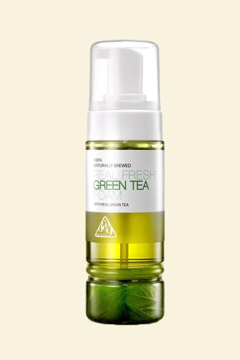 The 10 Most Amazing K-Beauty Products We Discovered in 2016 NEOGEN GREEN TEA REAL FRESH FOAM CLEANSER Made from fermented green tea extract, this foamy cleanser brightens and hydrates while removing all of the day's debris, from dirt to stubborn eye makeup. If you're a double cleansing devotee, this will make that second step all the more delightful. Neogen Green Tea Real Fresh Foam Cleanser, $19; sokoglam.com.