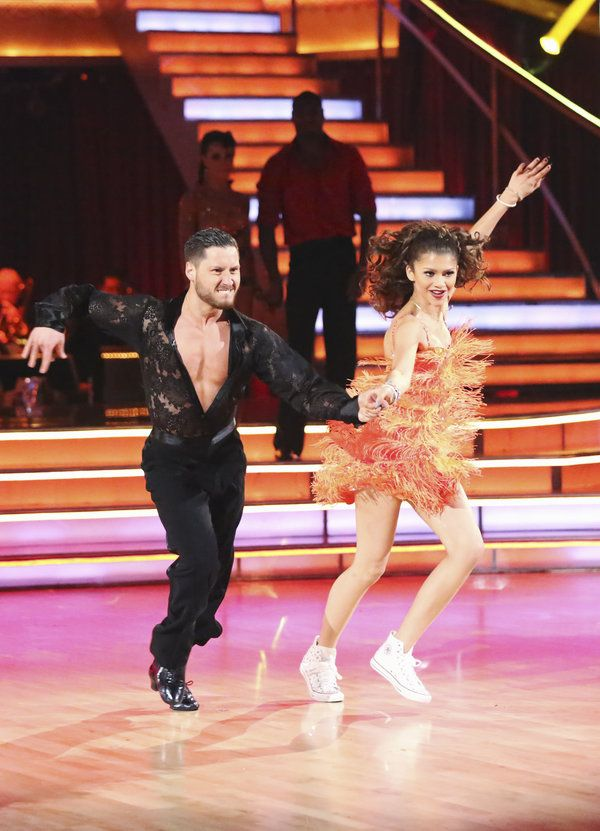 Val Chmerkovskiy. & Zendaya Coleman  -  Dancing With the Stars  -  season 16  -  week 7  -  spring 2013  -  the Dance Off  -  placed 2nd for the season
