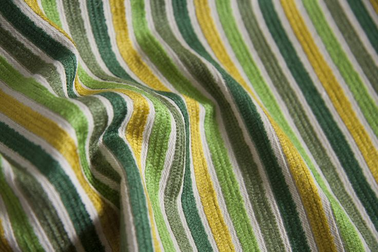 SHINE L1394 05 Состав – 75% PL, 21% AC, 4% VI, ширина – 138/140 см, вес – 480 г/м².   #interiorfabrics #джакард #тканинадлямеблів #тканидлямебели #shine #striped
