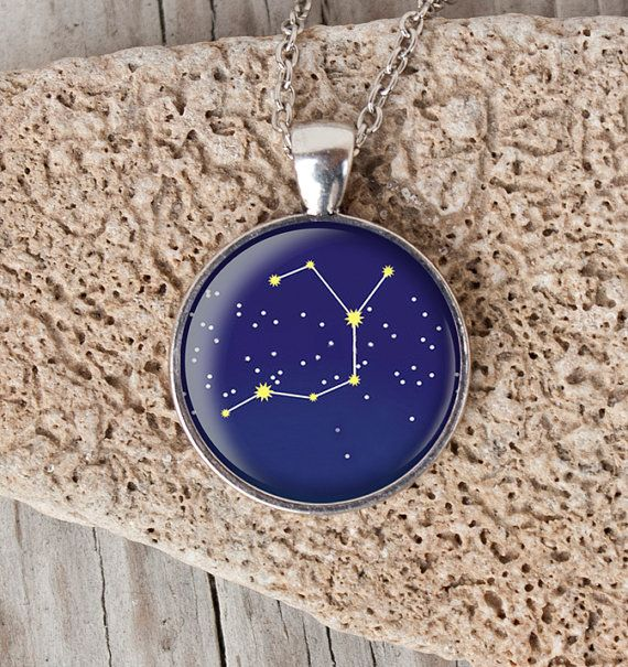 Constellation Necklace. Gemini Necklace by DianaJewelryDesign, $14.50