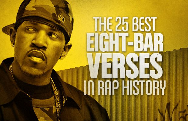 The 25 Best Eight-Bar Verses in Rap History