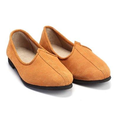 BUY TAN SUEDE LEATHER JALSA JUTTI FOR MEN AT Rs.999/- #tansuedeleather #voganow.com