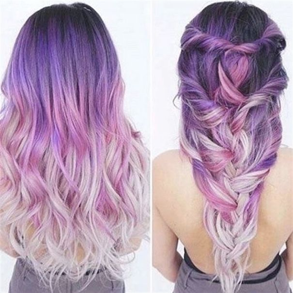 29 Best Purple Hair Color Ideas for Women to look like a Goddess