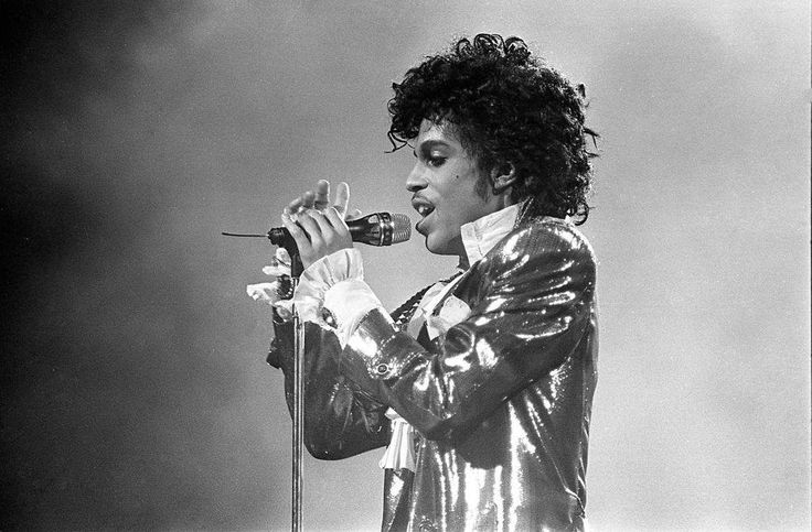 Prince - Purple Rain Tour Houston 1985