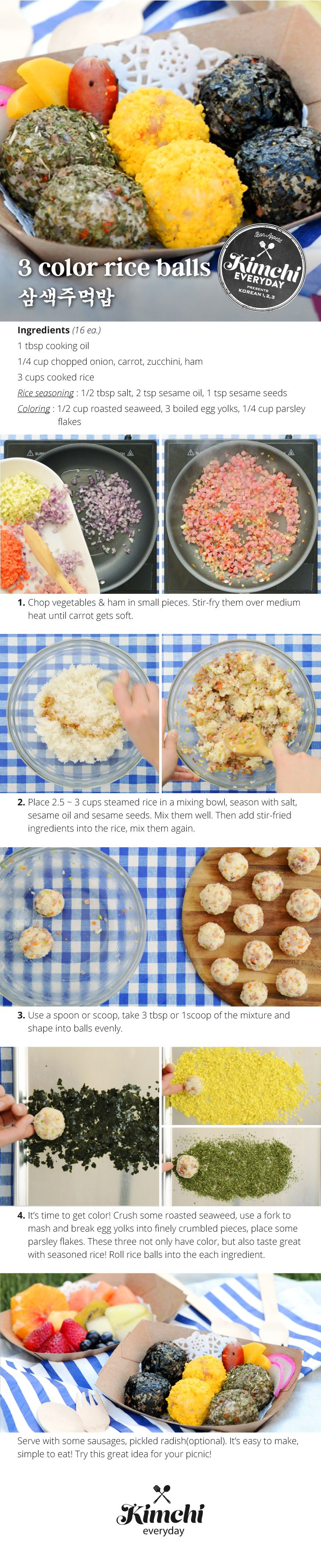It's easy to make, simple to eat. Try this great idea for your picnic!
