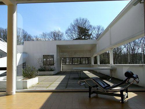 サヴォア邸 Villa Savoye