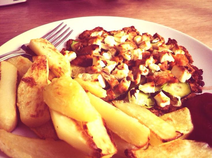 smash pizza & syn free chips!