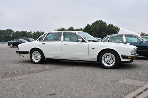 The oldest... | Considered to be the oldest surviving XJ40/X… | Flickr