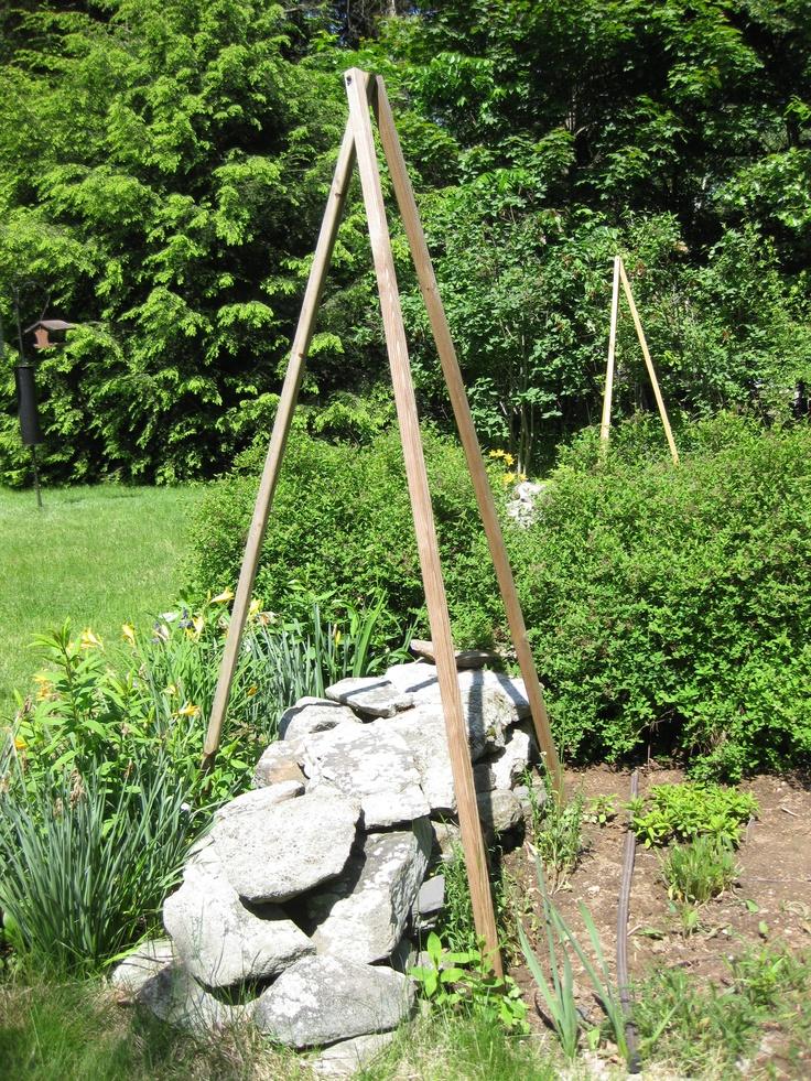 how to make trellis planter
