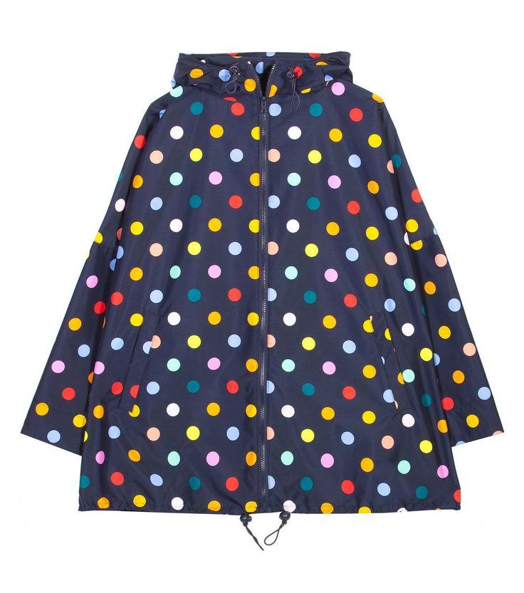 GORMAN Polka Dot Raincoat from Bluesky