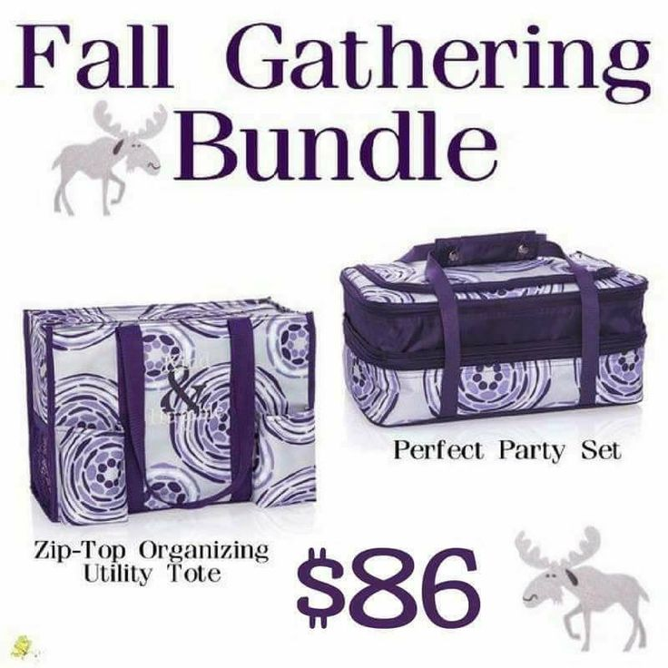 Thanksgiving is just around the corner , this thermal tote is perfect for hot or cold food for your pot luck gathering !