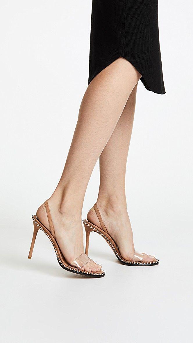9a49fc5dda25 Alexander Wang Nova Sandals