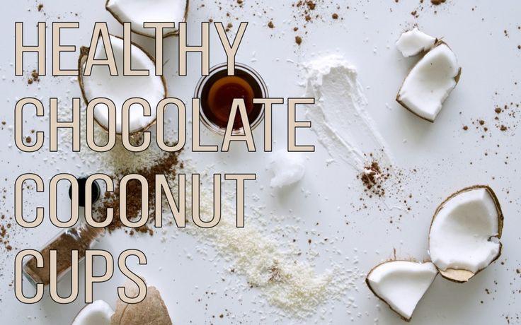 Chocolate Coconut Cups Recipe