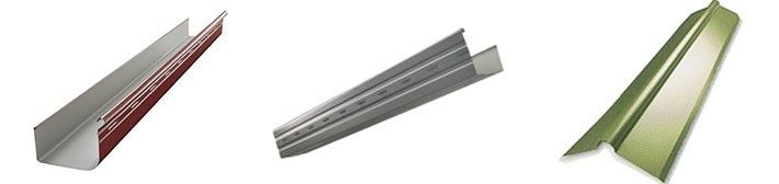 Guttering, metal fascia and downpipes - super duper easy online ordering.